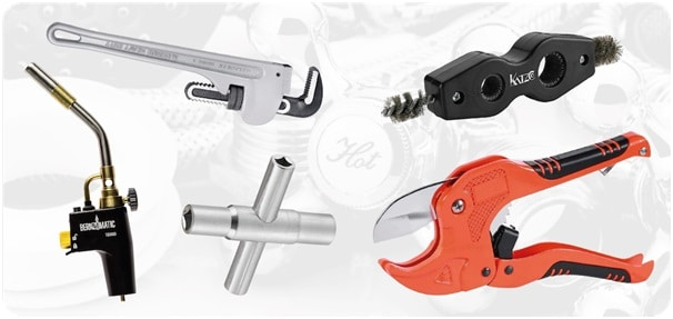 Top 25 Tools for Modern Plumbers