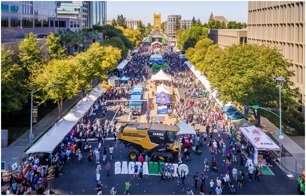 Top Festivals in Sacramento